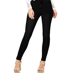 Celebrity Pink hipster high rise skinny sz M